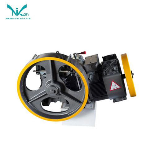 موتور گیربکس 9.2 کیلووات سیکور MR14 (تک سرعته 3VF) با سرعت 1متر.