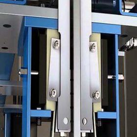 در صورت قطع برق یا قطع برق سیستم کنترل ، سیستم ترمز آسانسور باید به طور اتوماتیک عمل کند ، لذا از ترمزهای اصطکاکی الکترومغناطیسی استفاده می شود.